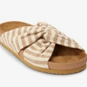 The Reese Footbed Sandal By Comfortview®